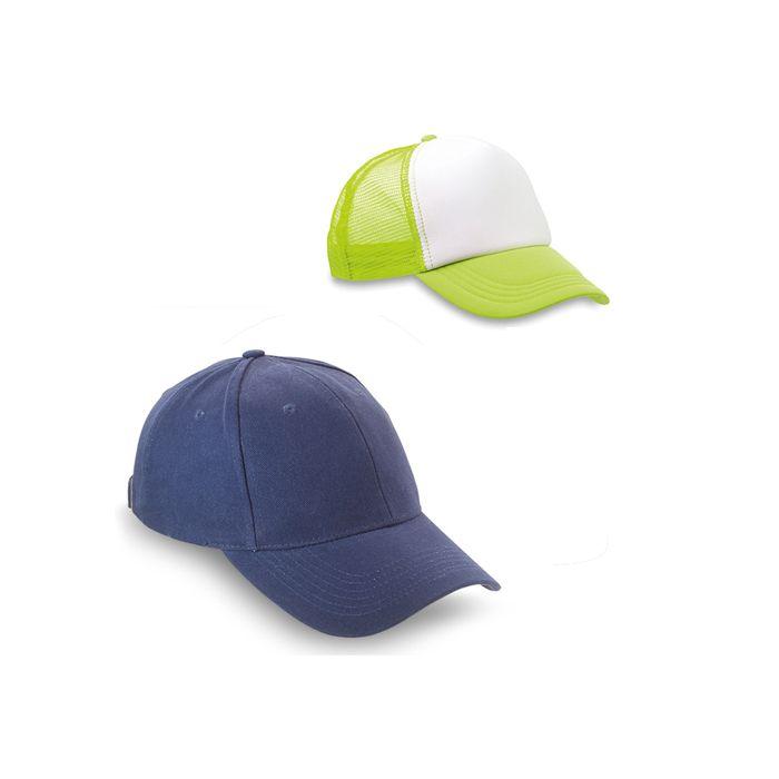 Basecap besticken ᐅ Baseball-Caps bedrucken | Cap ab 0,56 € St.!