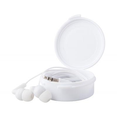 In-Ear-Kopfhörer Prox weiß bedrucken