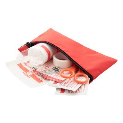Erste-Hilfe-Set Doc2Go rot bedrucken