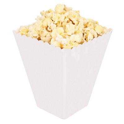 "Popcornschale ""Hollywood"" weiß EL0060400"