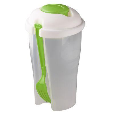 """Salat Shaker """"To Go"""" transparent EL0107900"""