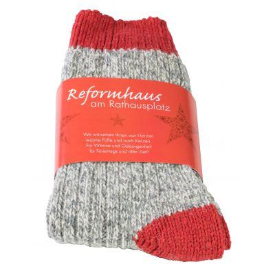 Lenchens Socken in Banderole