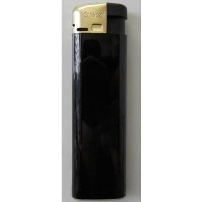 Feuerzeug Cricket Electronic Gold bedrucken (EU0001100)