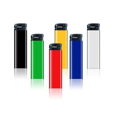 Feuerzeug Cricket Electronic bedrucken (EU0000900)