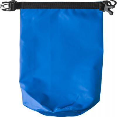 Strandtasche 'River' aus PVC blau - 1877