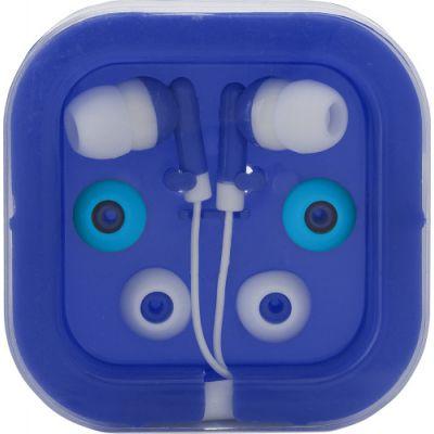 Kopfhörer 'Universal' /Metall blau - 2289
