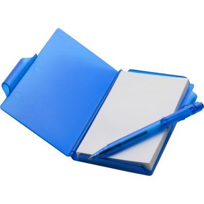 Notizbuch 'Agenda' blau - 2736