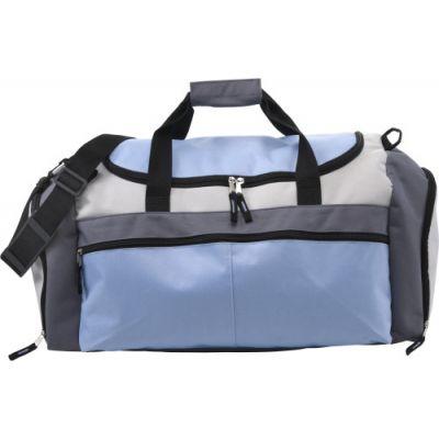 Sporttasche 'Training' aus Polyester blau - 3854