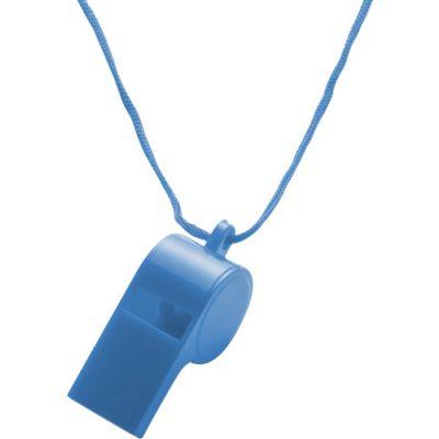 Trillerpfeife 'Attention' blau - 7060