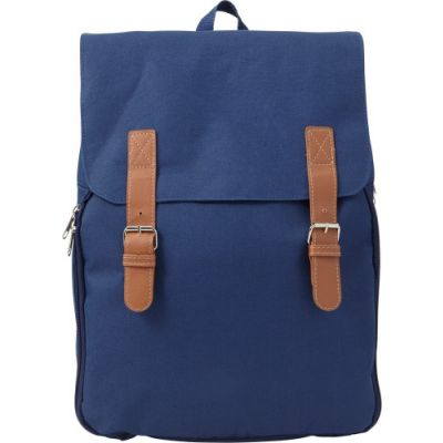 Picknick-Rucksack 'Bluefield' aus Polyester blau - 760905