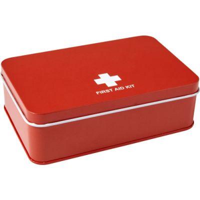 Erste-Hilfe-Set 'Morris' rot - G779208