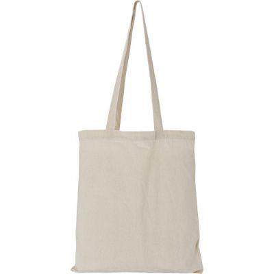 Einkaufstasche 'Jutta' aus Baumwolle grün - G785113