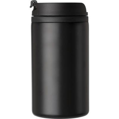 Isolierbecher (300 ml), auslaufsicher schwarz - G8385