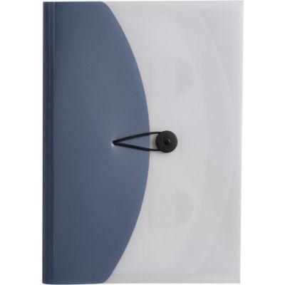 Dokumentenmappe 'Sekretär' blau - 8592