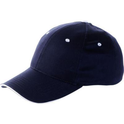 Baseball-Cap 'Chicago' aus Baumwolle blau - 9120