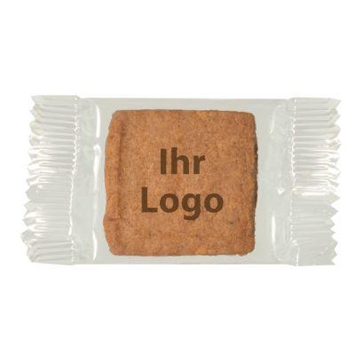 Werbegeschenk Guter Keks Dunkel Single - inkl. 1c Druck (WH0006000)