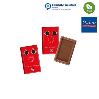 MINI-Schokoladen-Täfelchen Vollmilchschokolade mit mindestens 30 % Kakao