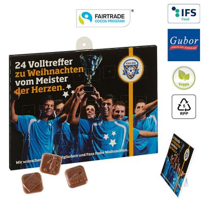 Fußball-Schoko-AK KA0026300