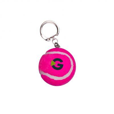 Tennisball-Schlüsselanhänger incl. 4c Druck LL0018800