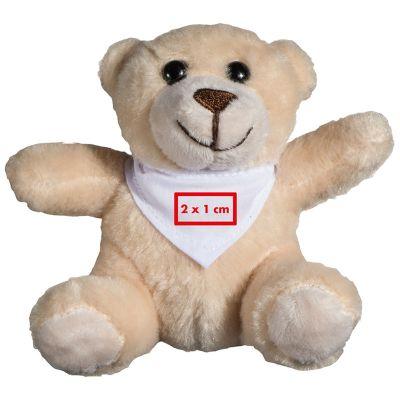 Teddybär Baby aus Plüsch