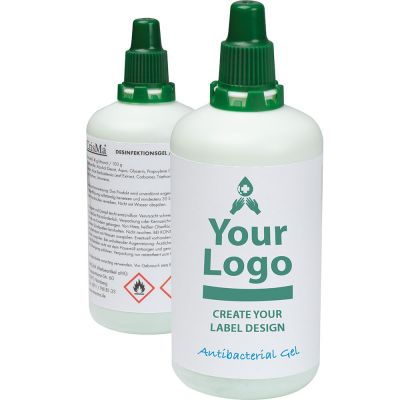 Desinfektionsgel 100ml weiß