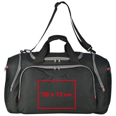 Reise- u. Sporttasche aus Polyester