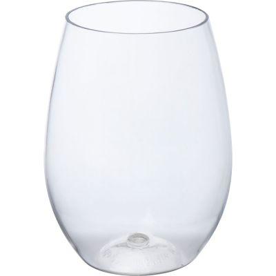 Trinkbecher aus PET 450 ml transparent