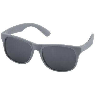Retro einfarbige Sonnenbrille PF1143900