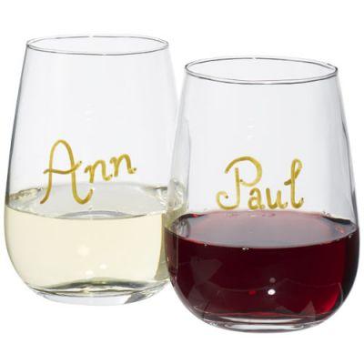 Barola Weinglas-Set mit Marker PF1015000