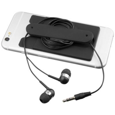 Wired Ohrhörer und Silikon Telefonhülle PF1194600