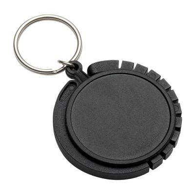 Schlüsselanhänger mit Taschenhaken REFLECTS
