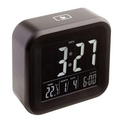 Alarmuhr mit Thermometer REFLECTS