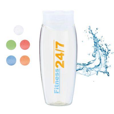 """200 ml Flasche - Duschgel """"Body & Hair"""" - No Label Look (VS & RS) SA0008200 bedrucken"""