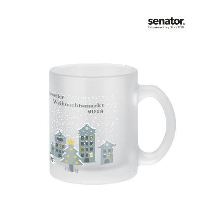 senator® Frozen Mug Glashenkelbecher SE0005400