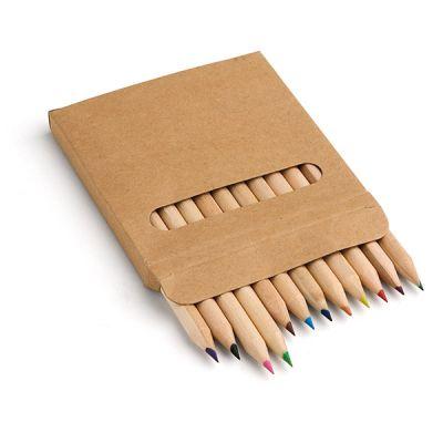 Buntstift Schachtel mit 12 Buntstiften bunt ST0094700