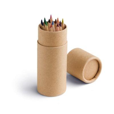 Buntstift Schachtel mit 12 Buntstiften bunt ST0094900