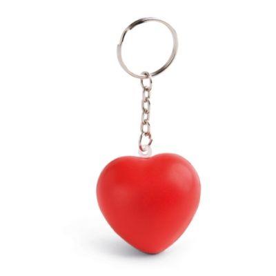 Anti-Stress Schlüsselanhänger bunt ST0100100