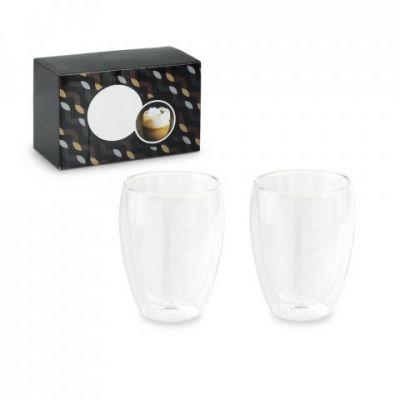 Kaffeeglas Set transparent ST0052600