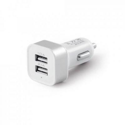 USB Auto-Adapter weiß ST0067300