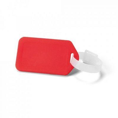 Gepäckanhänger rot ST0076301