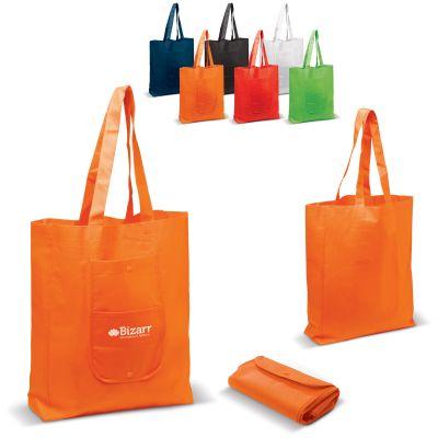 Einkaufstasche faltbar Non-Woven 75g/m² LT91706