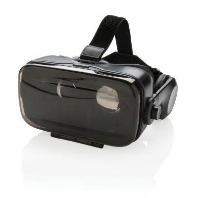 VR-Brille mit integriertem Kopfhörer bedrucken